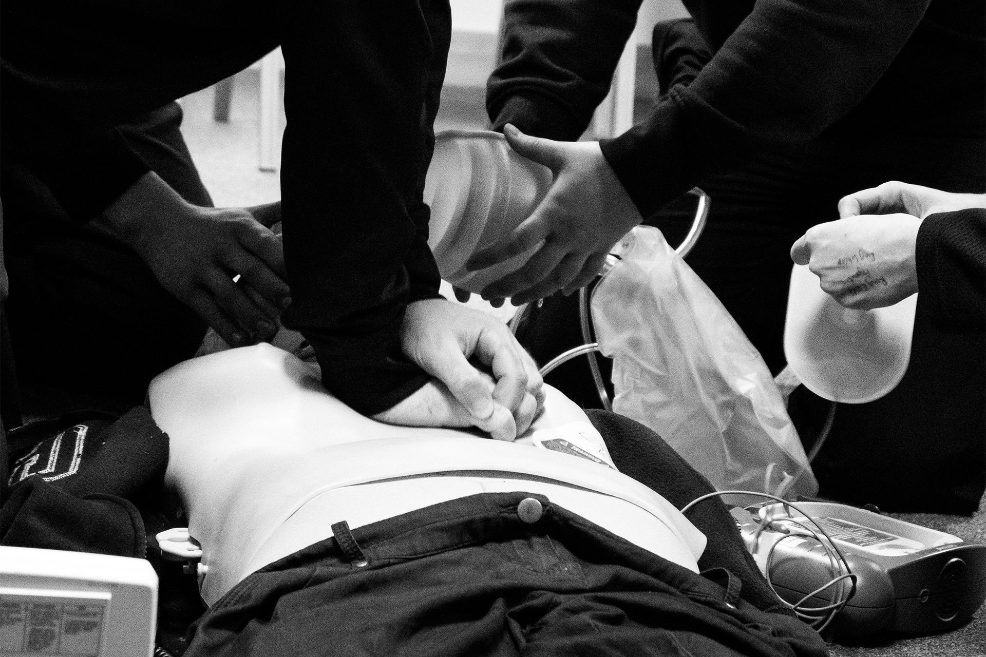 CPR and AED for General Practice